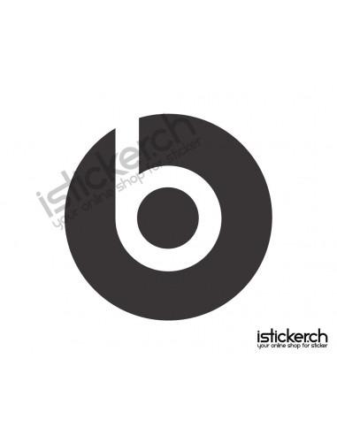 Mode Brands Beats by Dr. Dre Logo 1
