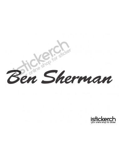 Mode Brands Ben Sherman Logo