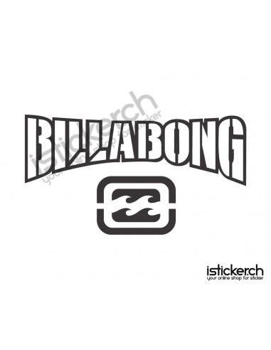 Mode Brands BillaBong Logo 2