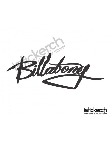 BillaBong Logo 3