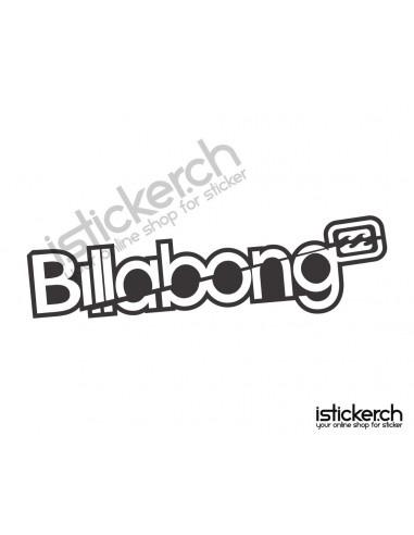 Mode Brands BillaBong Logo 4