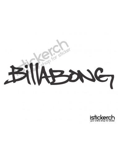 BillaBong Logo 5