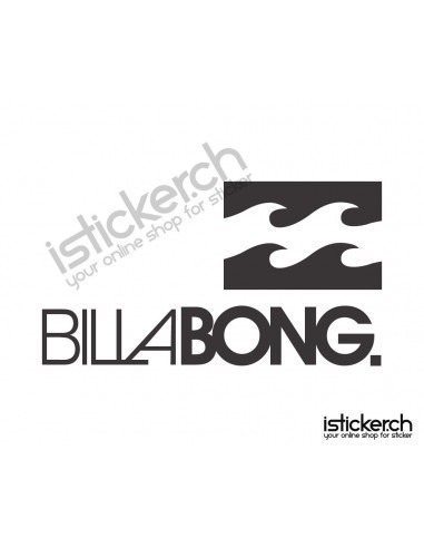 BillaBong Logo 6
