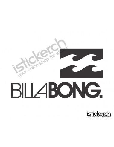 Mode Brands BillaBong Logo 6
