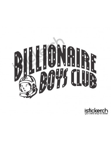 Billionaire Boys Club Logo 1