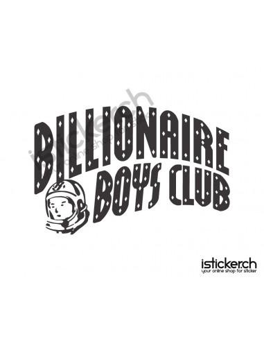 Mode Brands Billionaire Boys Club Logo 1