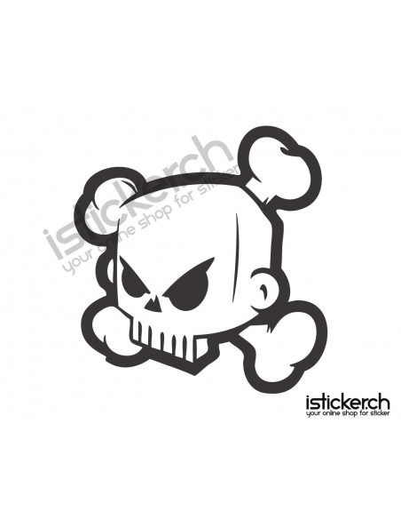Ken Block Skull Logo