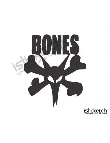 Mode Brands Bones Logo 1