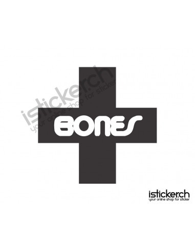Mode Brands Bones Logo 3