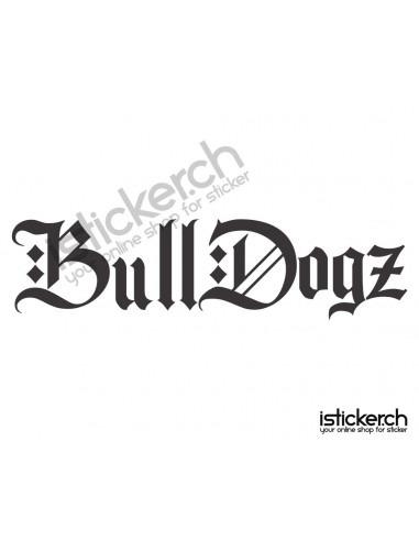 Mode Brands Buldogz Logo