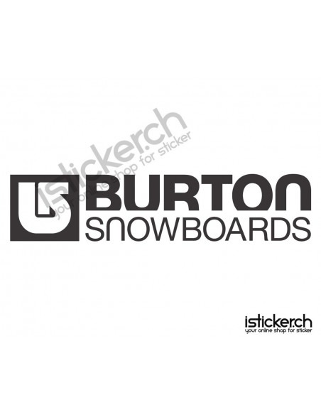 Burton Logo 1