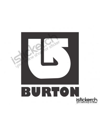 Mode Brands Burton Logo 2