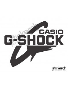Casio G-Shock Logo