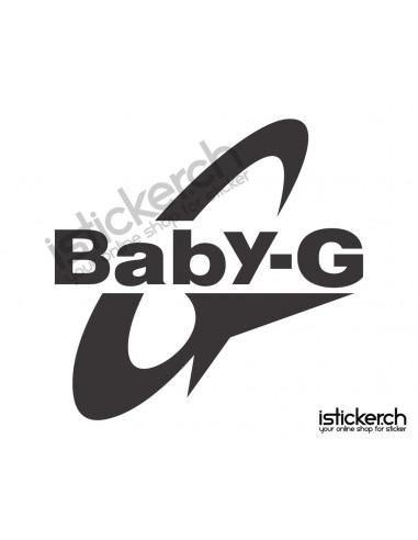 Casio Baby-G Logo