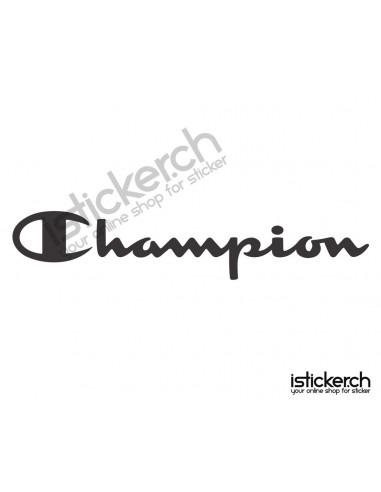 Mode Brands Champion Logo