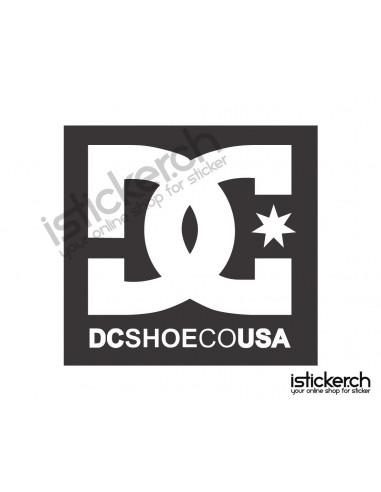 Mode Brands DC Shoes Logo 1