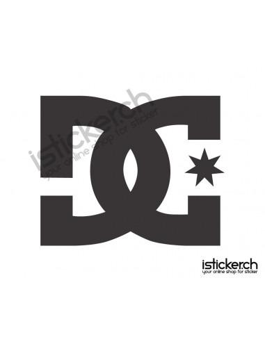 Mode Brands DC Shoes Logo 2