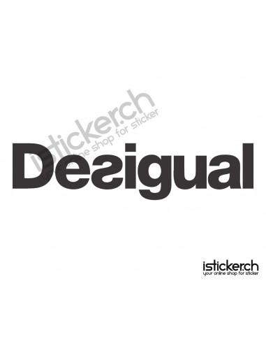 Mode Brands Desigual Logo
