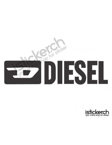 Diesel Logo 4