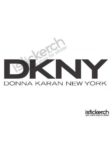 Mode Brands DKNY Logo