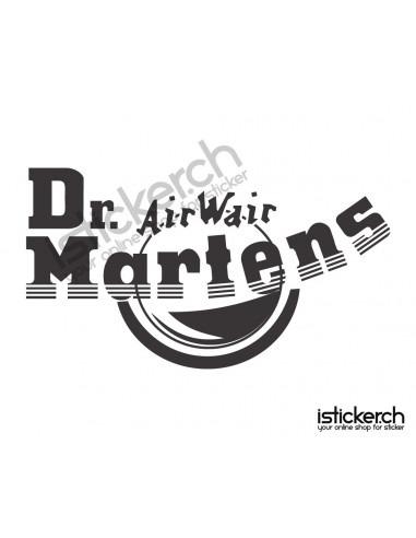 Mode Brands Dr. Martens Logo