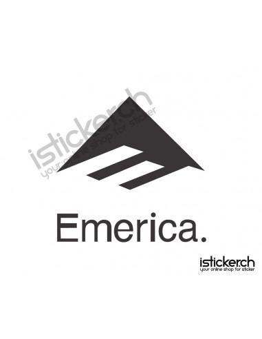 Mode Brands Emerica Logo