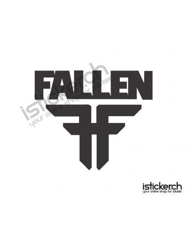 Mode Brands Fallen Logo