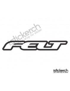 Felt Bikes Logo 1