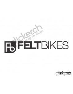 Felt Bikes Logo 2