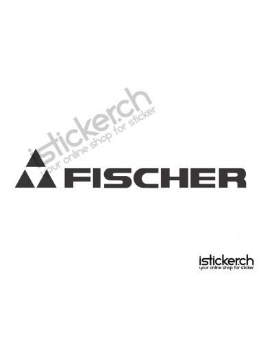 Mode Brands Fischer Ski Logo