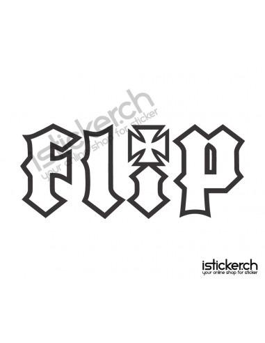 Mode Brands Flip Logo 1