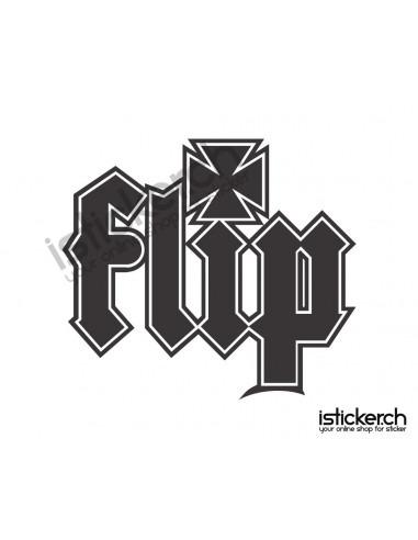 Mode Brands Flip Logo 2