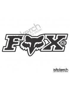 Fox Racing Logo 3