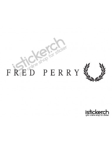 Mode Brands Fred Perry Logo 1