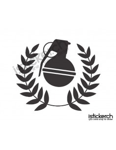 Grenade Gloves Logo 2