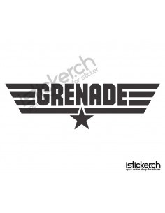 Grenade Gloves Logo 5