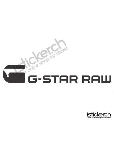Mode Brands G-Star Raw Logo