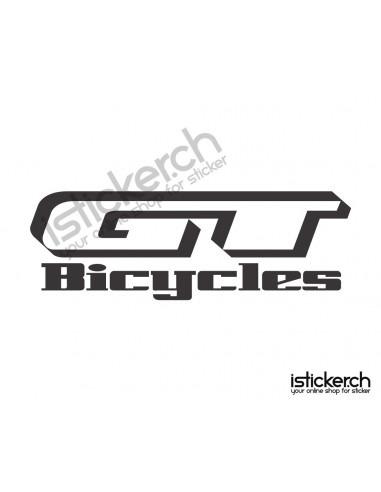 Mode Brands GT Bikes Logo 2