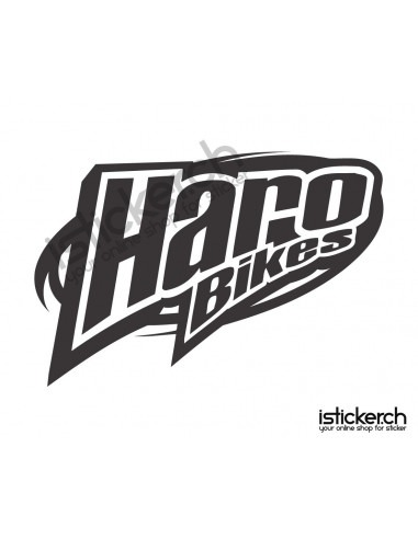 Mode Brands Haro Bikes Logo