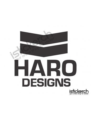 Mode Brands Haro Designs Logo