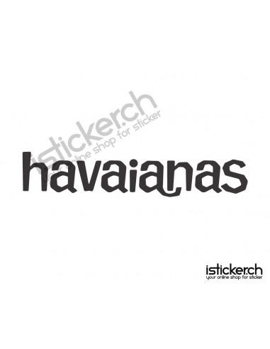 Mode Brands Havaianas Logo 2