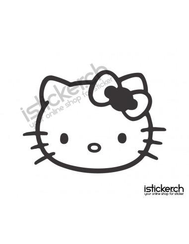 Mode Brands Hello Kitty Logo