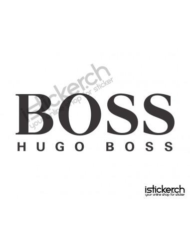 Mode Brands Hugo Boss Logo