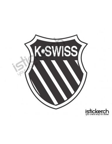 K Swiss Logo