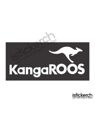 Kangaroos Logo 1