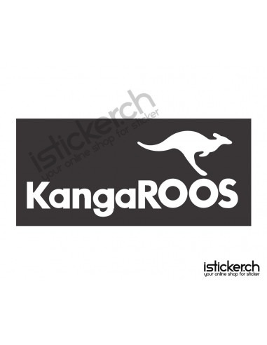 Mode Brands Kangaroos Logo 1