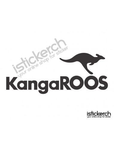 Mode Brands Kangaroos Logo 2