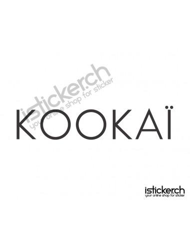 Kookai Logo