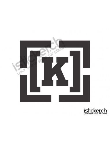 KR3W Skateboards Logo