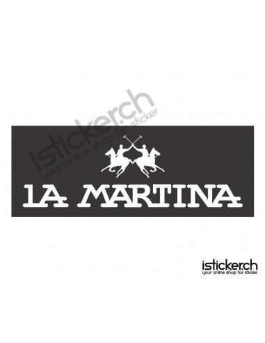 Mode Brands La Martina Logo 1